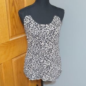 Maurices Leopard Tank